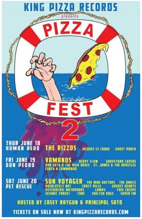king pizza fest