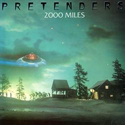 Single_Pretenders-2000_Miles_cover