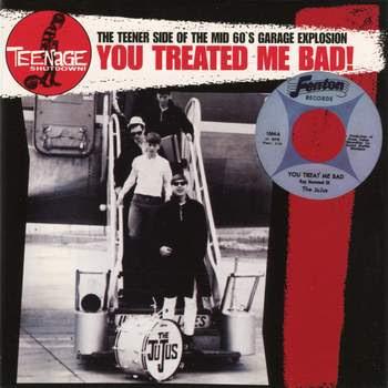 you treated me bad