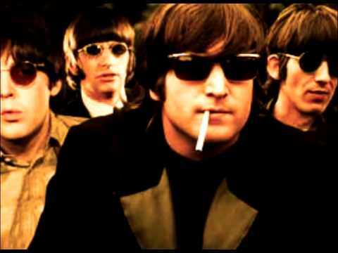 Beatles singles rain
